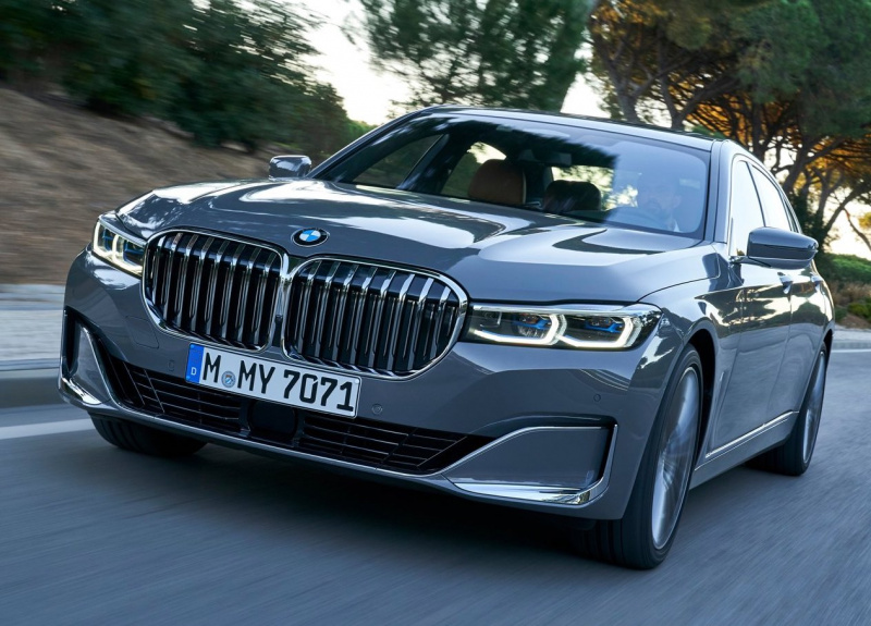 BMW 7シリーズ 外観
