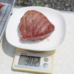 【マジメに実験してみた】炎天下の車内に牛肉を置いたら、過去最高に美味しいローストビーフができた!? - DSC_3396