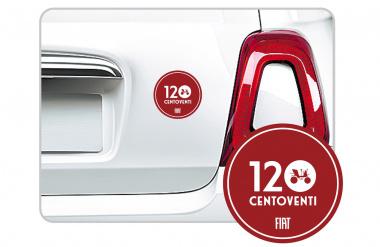 フィアット500 スーパーポップ・チェントヴェンティ