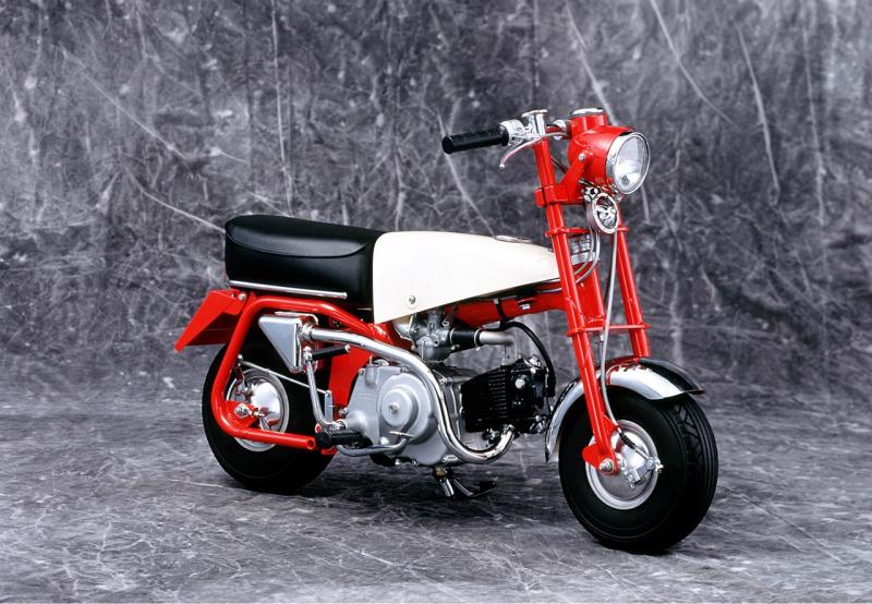 ホンダZ100
