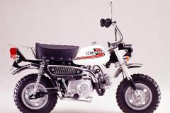 ホンダ・モンキーZ50J-Ⅱ