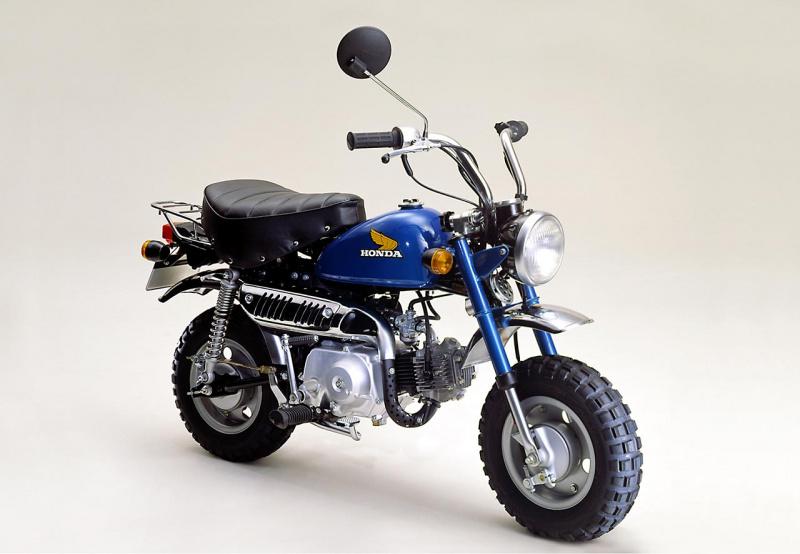 ホンダ・モンキーZ50J-I