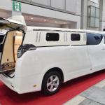 光岡自動車が新型霊柩車「プレミアムフュージョン」をエンディング産業展で初公開 - MitsuokaFusionPremium008