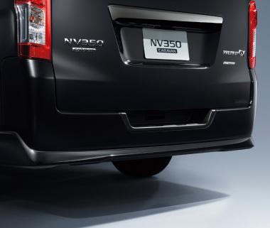 日産NV350キャラバン