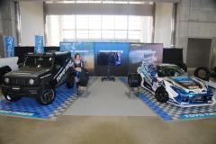 北陸カスタムカーショー2019 in 金沢TOYO TIRESブース
