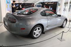 トヨタ80スープラのリヤ外観