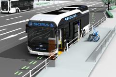 トヨタ自動車「SORA」