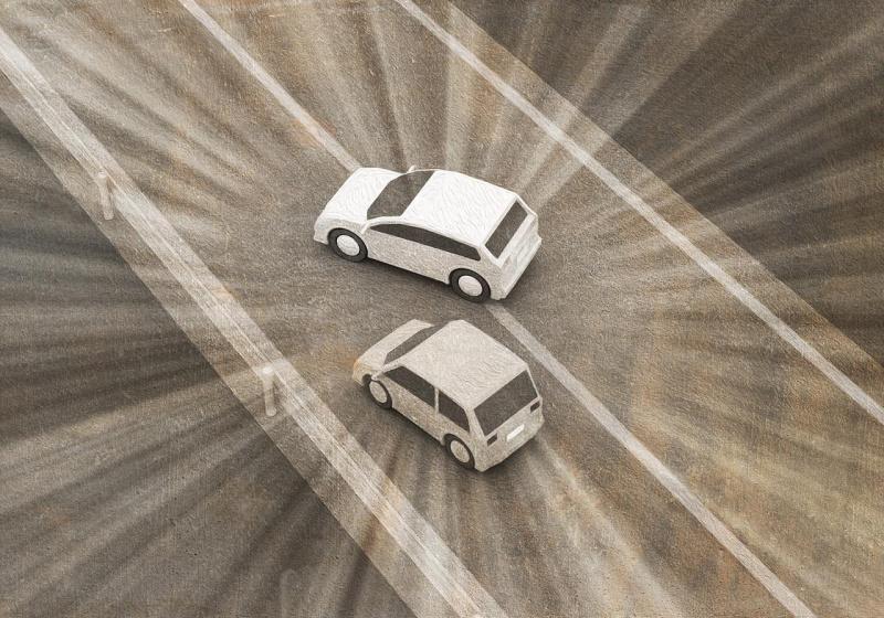 危険な煽り運転