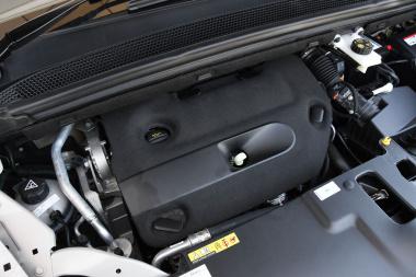 グランドC4スペースツアラーのエンジン