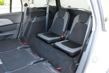 グランドC4スペースツアラー サードシート