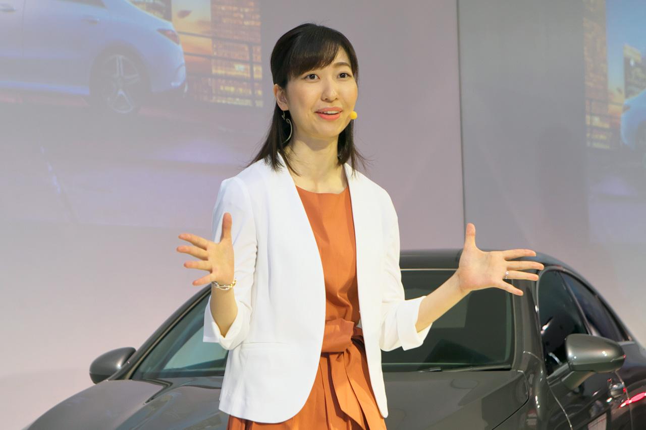 中山さんスピーチ