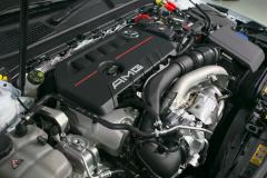 A35 4マチックエンジン