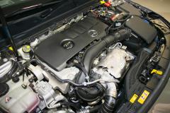CLA 2Lガソリンエンジン