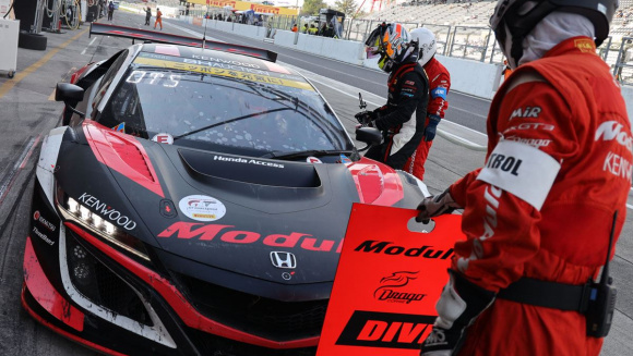 SUZUKA 10HのModulo Drago Corse 034号車