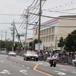 鈴鹿市長の悲願がついに実現! 鈴鹿市内をレーシングカーなど約40台がパレード【SUZUKA 10Hour】 - suzuka_parade005