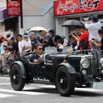 鈴鹿市長の悲願がついに実現! 鈴鹿市内をレーシングカーなど約40台がパレード【SUZUKA 10Hour】 - suzuka_parade006