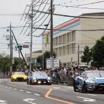 鈴鹿市長の悲願がついに実現! 鈴鹿市内をレーシングカーなど約40台がパレード【SUZUKA 10Hour】 - suzuka_parade007
