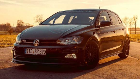 VW ポロ GTI チューニング_003