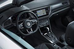 VW T-Rocコックピット01