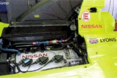 フォーミュラ・ニッサンのエンジン