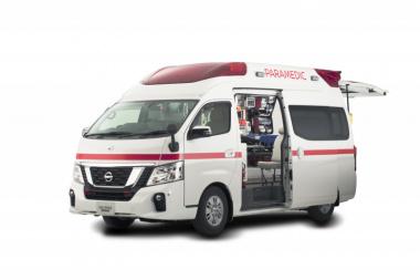 日本の救急車
