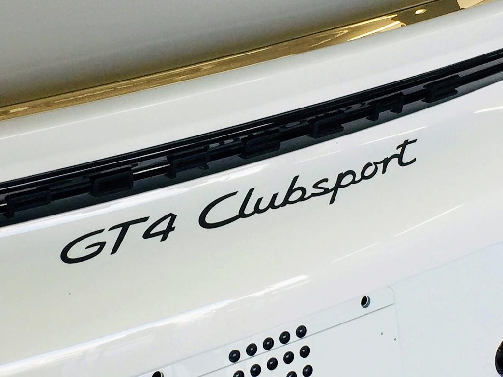 GT4のエンブレム