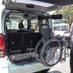 軽福祉車両シェア1位のダイハツが新型タントを中心とした最新の福祉車両を出展【第46回国際福祉機器展H.C.R.2019】 - 20190731_Daihatsu_Tanto_196