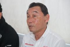 中嶋悟総監督