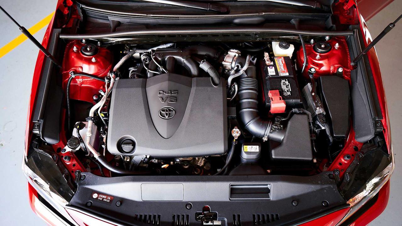「トヨタ カムリの北米専用モデル「カムリTRD」が発売! よりエキサイティングなルックスに」の12枚目の画像