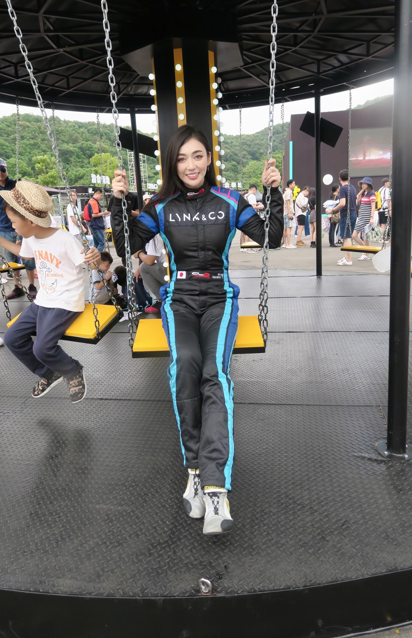 「中国・寧波国際スピードパークにLINK&CO 03のテーマパークが出現!」の1枚目の画像