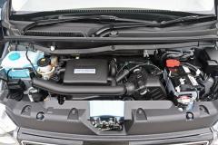 NワゴンL エンジン