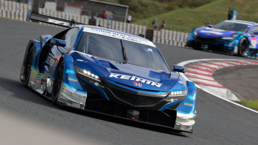 GTオートポリス予選001