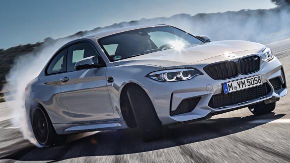 BMW M2 コンペティション外観_001