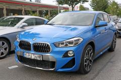 BMW X2 PHV外観_001