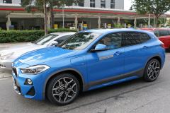 BMW X2 PHV外観_004