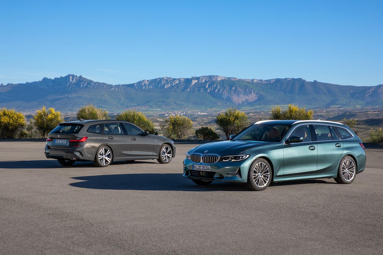 「新型BMW 3シリーズに待望のツーリング(ステーションワゴン)が登場【新車】」の6枚目の画像