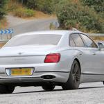 ベントレー最速の4ドアサルーン・フライングスパーに680馬力の「スピード」設定へ - Bentley Flying Spur Speed 10