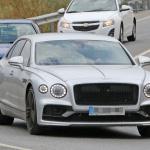 ベントレー最速の4ドアサルーン・フライングスパーに680馬力の「スピード」設定へ - Bentley Flying Spur Speed 2