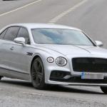 ベントレー最速の4ドアサルーン・フライングスパーに680馬力の「スピード」設定へ - Bentley Flying Spur Speed 4