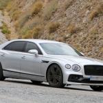 ベントレー最速の4ドアサルーン・フライングスパーに680馬力の「スピード」設定へ - Bentley Flying Spur Speed 6