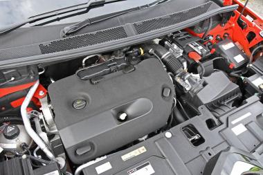 シトロエンC5エアクロス エンジン