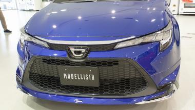 モデリスタ装着車