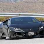 開発車両をキャッチ! ランボルギーニ ウラカンEVOに670馬力の「ペルフォマンテ」が設定? - Lamborghini Huracan EVO Performante mule 1