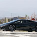 開発車両をキャッチ! ランボルギーニ ウラカンEVOに670馬力の「ペルフォマンテ」が設定? - Lamborghini Huracan EVO Performante mule 5