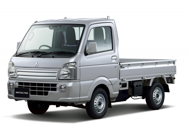 三菱自動車ミニキャブ トラック
