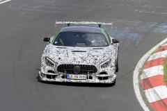 メルセデス AMG GT R ブラックシリーズが外観_001