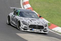 メルセデス AMG GT R ブラックシリーズが外観_002