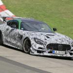 究極のメルセデスAMGがニュルを疾走。「GT R ブラックシリーズ」の最新プロトタイプをキャッチ - Spy-Photo
