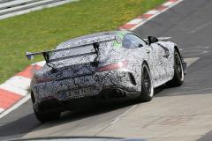 メルセデス AMG GT R ブラックシリーズが外観_008