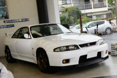 388万円/平成8年式スカイラインGT-R(R33型)